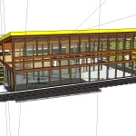 Download the sketchup model here.